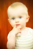 blåa ögon Arkivbilder