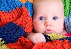 blåa ögon Royaltyfria Foton