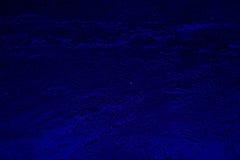 blåa droppar vaggar textur Arkivfoto