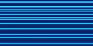 Blåa elljus för elkraft parallellt vektor illustrationer