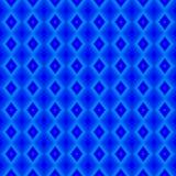 Blåa färgfyrkantbakgrunder Royaltyfri Fotografi