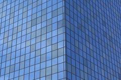 blåa fönster Royaltyfria Foton