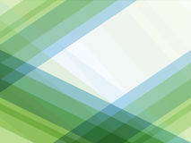 Blåa och gröna linjer geometrisk abstrakt bakgrund Royaltyfria Bilder
