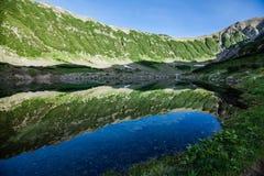 Blåa sjöar, Kamchatka Fotografering för Bildbyråer