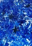 blåa stjärnor Royaltyfri Bild
