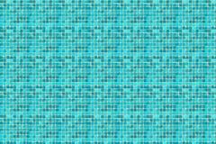 blåa tegelplattor Fotografering för Bildbyråer