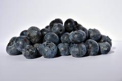 BLÅBÄR slut upp av blåbär Royaltyfri Foto