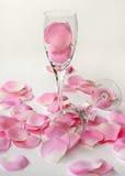 blåser flöjt petals Royaltyfri Fotografi