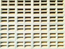 Blåshåltegelstenvägg arkivbilder