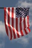 blåsiga Amerika dagar royaltyfria bilder
