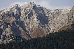 blåsigt berg ii Royaltyfri Fotografi
