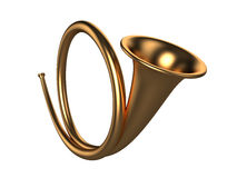 Blåsinstrument Fotografering för Bildbyråer
