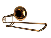 Blåsinstrument Royaltyfri Foto