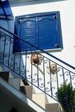blått Royaltyfri Bild