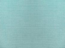 Blått abstrakt begrepp återanvänder den pappers- modellen snör åt på tygbakgrundstextur, tappningstil Arkivbilder