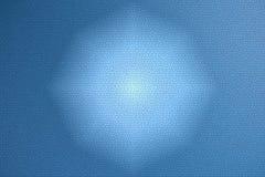 Blått bakgrundsljus från bästa rätt Royaltyfria Foton