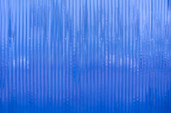 Blått färgMatel ark Royaltyfri Fotografi