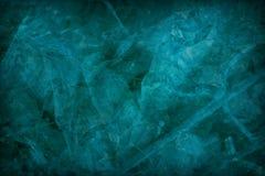 Blått för förkylning för textur för konstsurfasebakgrund royaltyfri illustrationer