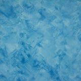 Blått format för bakgrundsgrungefyrkant Arkivfoto