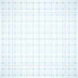 Blått fyrkantigt raster på vit bakgrund Arkivbilder