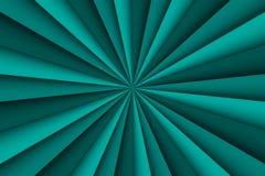 Blått-gräsplan abstrakt bakgrund, tre skuggor av gröna linjer Fotografering för Bildbyråer