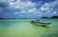 blått hav Royaltyfri Bild