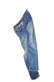 Blått Jean hänga Royaltyfri Bild