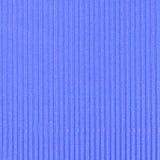 Blått kräppapperslut upp Arkivfoto