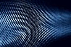 blått makroskärmfönster Arkivbild