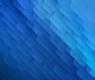 blått modernt för bakgrund Royaltyfri Fotografi