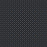 Blått och Gray Abstract Seamless Pattern Illustration Arkivfoto