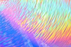 Blått- och lilasuddighet - abstrakt färgbakgrund Royaltyfria Bilder