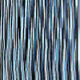 Blått- och svartlinjer bakgrundsvektorillustration Fotografering för Bildbyråer