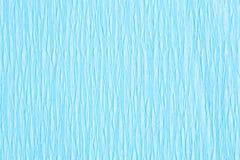 Blått ribbled yttersida Arkivbild
