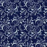 blått seamless för bakgrund Arkivbild