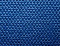 blått silkespapper Arkivbilder