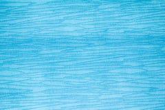 Blått texturerad abstrakt vattenbakgrund royaltyfri foto