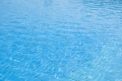 blått texturvatten royaltyfria foton