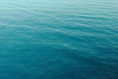 blått texturvatten Arkivfoton