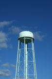 blått tornvatten Arkivbilder