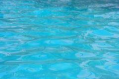 blått vatten 2 Royaltyfri Foto