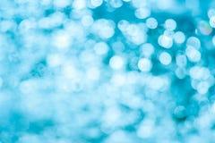 blått vatten för bakgrund Royaltyfri Foto