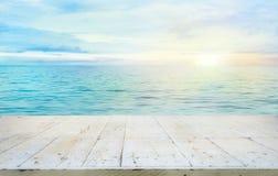 Blåtthav, Sky & moln royaltyfria foton