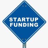 Startup finansiering Royaltyfria Bilder