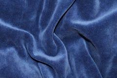 Blåttvågor av plysch Arkivbild