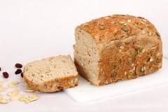 blé sain de pain entier Image libre de droits