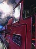 Blödes Detail Hogwarts-Schlosses von Harry Potter-Filmen lizenzfreie stockfotos