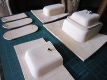 Blöta att bilda läder 03 Fotografering för Bildbyråer