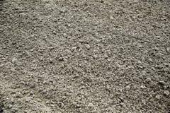 Blöta sand på en strand Royaltyfria Bilder