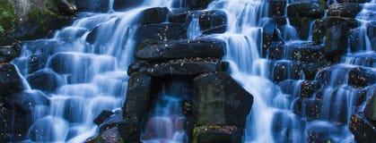 Blöta stenar Fotografering för Bildbyråer